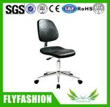 Alto nivel de laboratorio ajustables silla con ruedas (PC-32)
