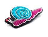 Indische Silk Stickerei-Gewinde-Großhandelsabzeichen für Kleidung