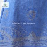 Écharpe chaude de Pashmina de mode de la vente 2017 avec le châle de jacquard de fleur