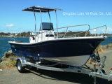Liya 5.8m voor de kust-Vist van de Vissersboot van de Glasvezel de Boot van Panga van de Boot