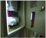 Mini torcia elettrica della penna LED della casella della clip del magnete (WL-1016)
