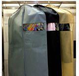 ちり止めの黒いカスタム通気性のダンスの非編まれた衣装袋