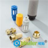 Шумоглушитель вытыхания пневматического звукоглушителя пневматический с Ce (синь PSU-06)