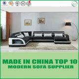 Canto do revestimento personalizado sofás seccionais mobiliário para sala de estar