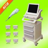Het Type van Machine van de anti-rimpel en de Machine van Hifu van het Systeem van de Verrichting van de Hoge Frequentie voor de Rimpel van de Huid