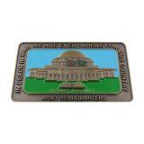 Moneta del metallo di sport del rame dell'argento dell'oro personalizzata zodiaco cinese