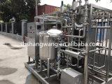 Planta de leche pasteurizada de pequeña escala, las máquinas