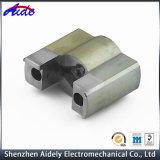 Peças de maquinaria do CNC do sobressalente do alumínio da ferragem da elevada precisão