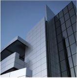 Painel composto de alumínio do revestimento material arquitectónico do PE da decoração (3mm*0.21mm)