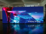 LEDスクリーンを広告するP10屋外7000CD Bightnessの通り