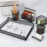 Многофункциональная 6 штук металлической сетки или в офисе или файл лоток/управления лотка для бумаги
