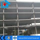 鋼鉄橋床が付いている高層鉄骨構造の建築構造
