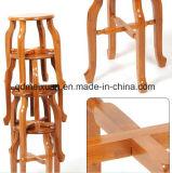 كرسيّ مختبر خيزرانيّ خشبيّة كرسيّ مختبر حديثة يرتدي كرسيّ مختبر كرسيّ مختبر مستديرة ([م-إكس2032])