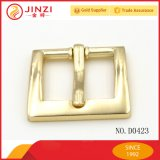 Jinziの良質袋のコートの靴のためのカスタムメタルピンのベルトの留め金