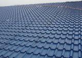 Настилать крышу стальные листы