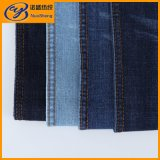 Van het Katoenen van de indigo Stof Denim van de Polyester de Spandex Geweven