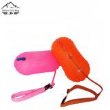 Boya inflable ligera de la nadada que flota el bolso seco impermeable para la natación