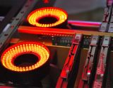 High-Precision Multifunktions-Auswahl-und Platz-Maschine T8 in der elektrischen Industrie