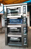 4개의 갑판 및 20의 쟁반 전기 호화스러운 갑판 오븐 (ZMC-420D)