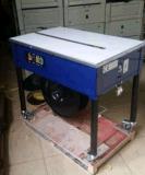 Halb-Selbstgurtenmaschinerie für Karton-Verpackungs-Riemen