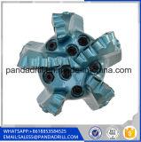 Бит лезвий PDC бурового наконечника 5 диаманта PDC