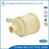 Pompe d'épurateur de l'eau de la catégorie comestible 6V 12V avec la conformité de la CE