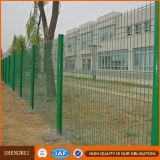 Загородка сетки безопасности покрытия порошка для сбывания