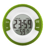Кухня цифров варя отметчик времени 12h с часами