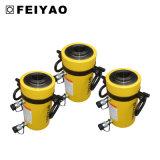 Plongeur cric hydraulique (FY-RRH) de cavité d'acier allié de prix usine