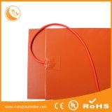 подогреватель силиконовой резины 400*250mm 12V 100W