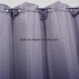 "Diseño tridimensional teñido de tela de cortina de ventana 120GSM 118"""