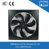 Pbm AC 710mm 230V/380V冷間圧延された鋼鉄が付いている外部回転子モーター軸ファン