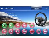 Micro sistema di esercizio di Wince 6.0 di memoria del quadrato per Toyota Prado