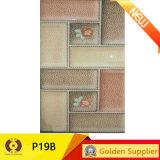 Mattonelle di ceramica della parete lustrate stanza da bagno della cucina di a buon mercato 200X300mm (P19B)