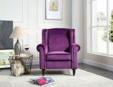 Presidenza moderna del braccio del salone del sofà del tessuto della mobilia di qualità