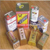 Weißblech-Ring-Zinnblech-Blatt-Nahrungsmitteldosen des Drucken-2.8/2.8g für Fleisch