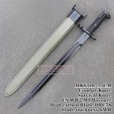 Лезвия ножей ножей звероловства лезвие 55cm тактического фикчированного длиннее