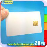 De aangepaste embleemdruk Infineon 5542 chipkaart van het contact van pvc de slimme voor TV betaalt