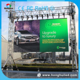Impermeable al aire libre P5 LED de Color Digital Board