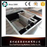 Chocolate Gusu equipamento de processamento de alimentos doces de chocolate máquina de feijão (QCJ600)