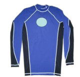 Men's Long Sleeve Rash Guard (HXR0009)