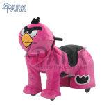 Gli animali a gettoni dei cavalieri hanno farcito il giro animale elettrico sui giocattoli