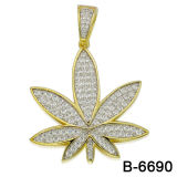 다이아몬드를 가진 최신 디자인 925 순은 펀던트 보석