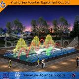 Diseño más reciente, el control del programa fuente de agua