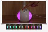 Cambio de color RGB LED Lámpara de mesa para el dormitorio la iluminación LED Lámparas de mesa Lámparas de libro