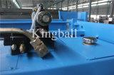 CNC de Hydraulische Europese Norm van de Fabrikant van de Buigende Machine (WC67K-250/4000)