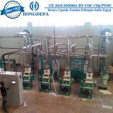 30t-24h кукурузы муки фрезерного станка производственной линии в Замбии