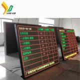 Shenzhen P6 Piscina pantalla LED digital para publicidad