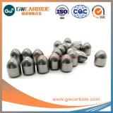 14*22 Yg20c ISO el botón de carburo de tungsteno de carburo poco