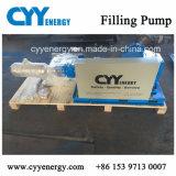 Cryogene Vloeibare het Vullen van de Cilinder van het LNG van Co2 Pomp met Goedkope Prijs